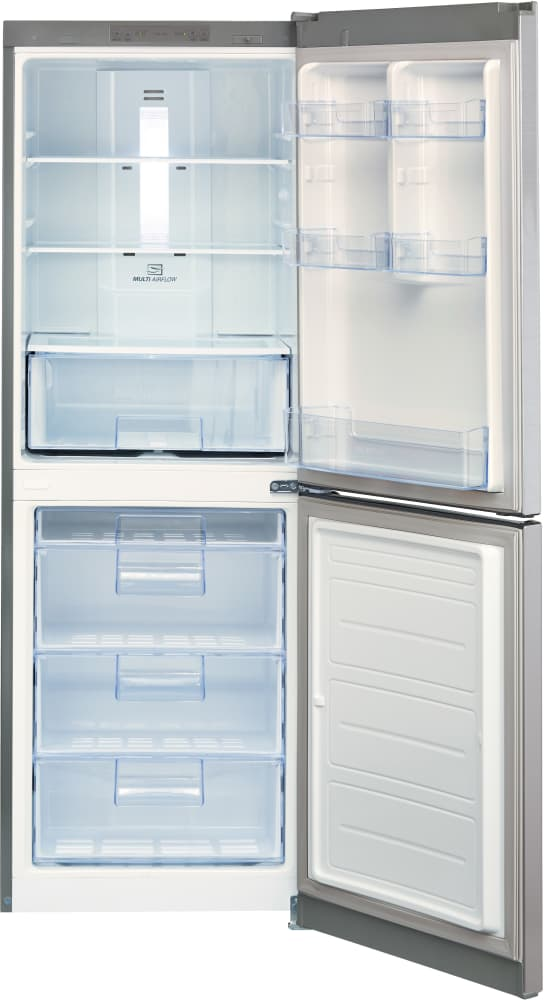 ... Refrigerator in Platinum Silver LG LBN10551PS - Interior View ...