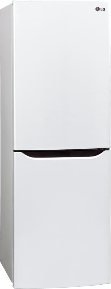LG LBN10551SW - LG Counter Depth Refrigerator in White