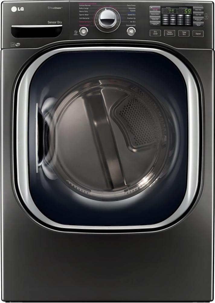 LG SteamDryer Series DLEX4370K