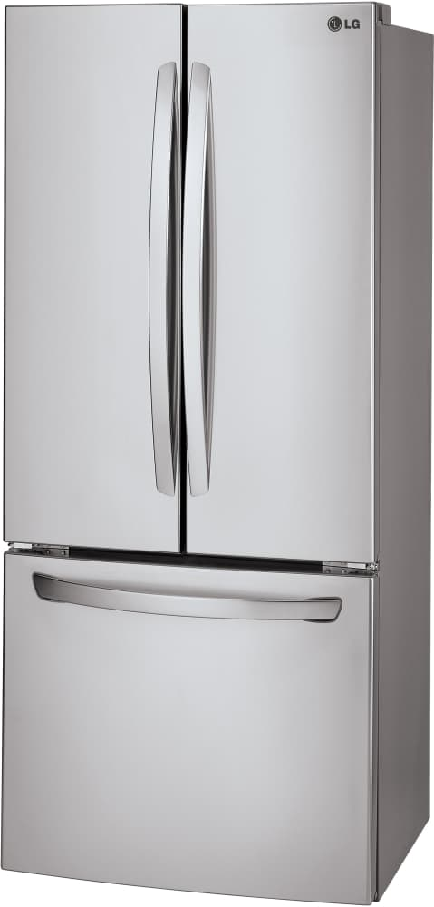Merveilleux ... LG LFC22770ST   30 Inch LG French Door Refrigerator In Stainless Steel  ...