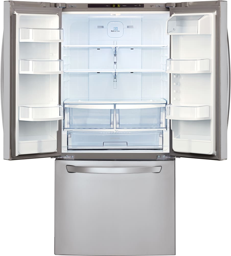 bottom brault doors martineau and french front en freezer refrigerator for lg door image from