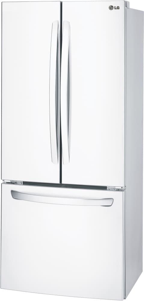 Delicieux ... LG LFC22770SW   30 Inch LG French Door Refrigerator In White ...