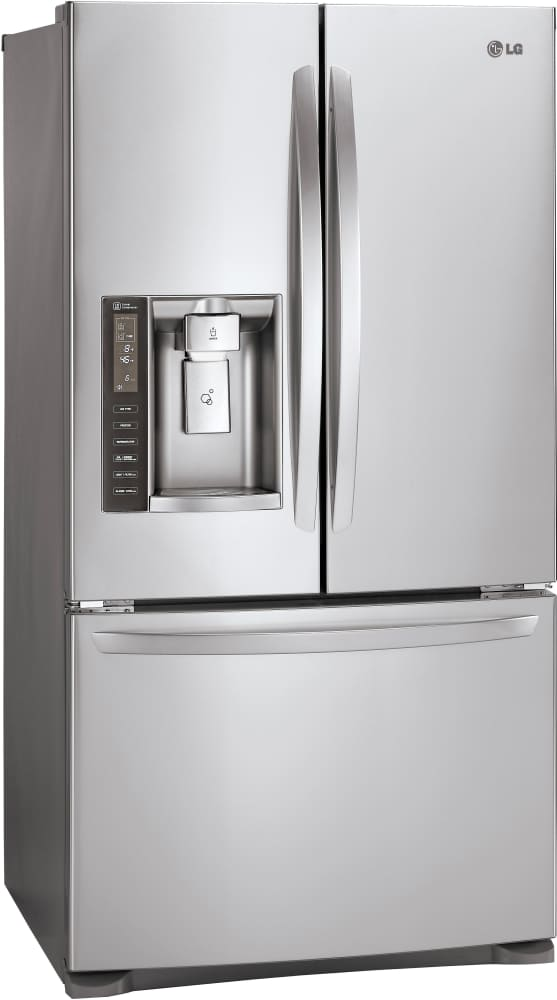 lg door refrigerator cu french ft cuft