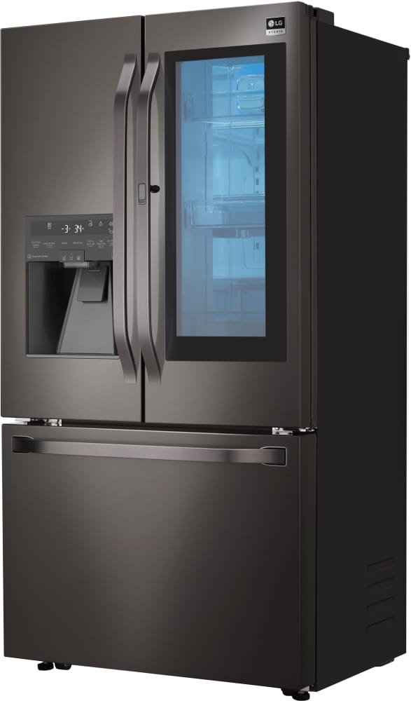Lg Lsfxc2496d 36 Inch Counter Depth French Door