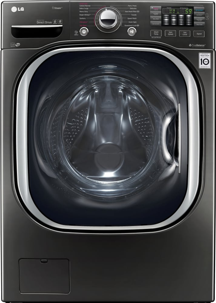 Lg Wm4370hka 27 Inch Front Load Washer With 4 5 Cu Ft