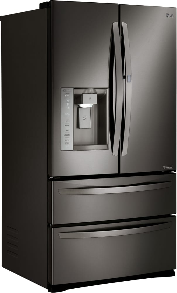 Lg Lmxs27676d 36 Inch 4 Door French Door Refrigerator With