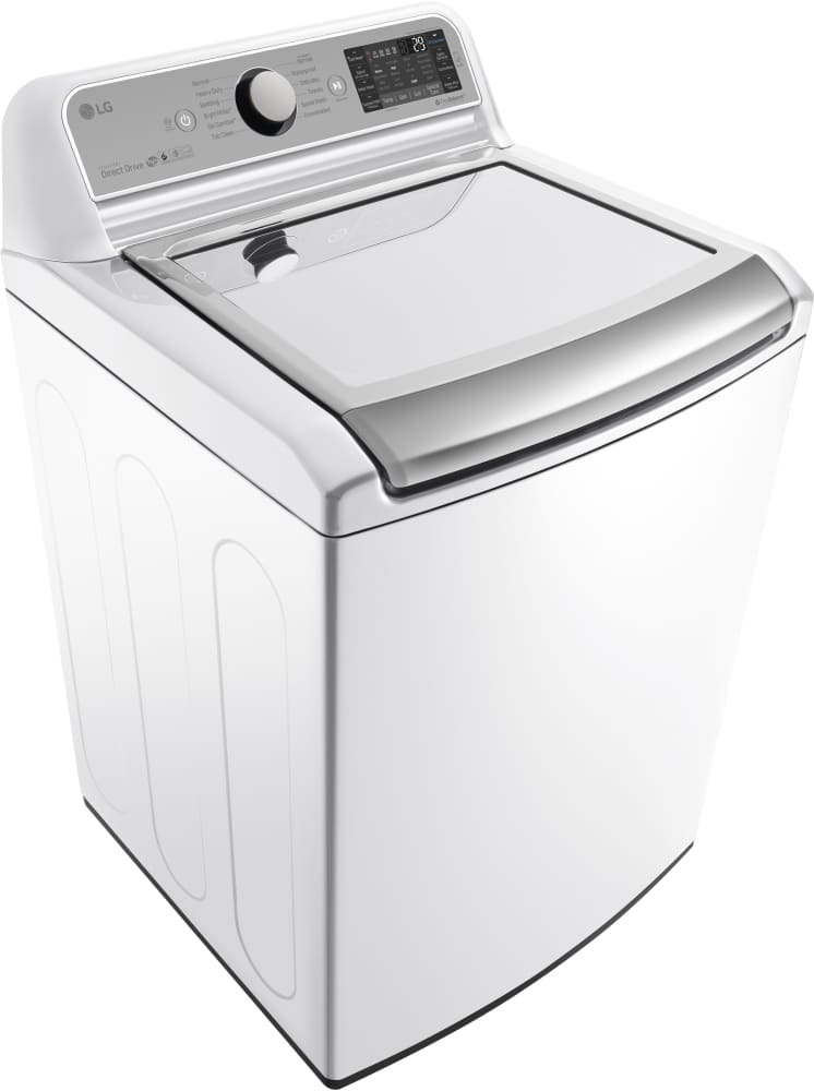 Lg Wt7500cw 27 Inch 5 2 Cu Ft Top Load Washer With 12