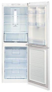 LG LBNC10551W 24 Inch Counter Depth Bottom-Freezer Refrigerator ...