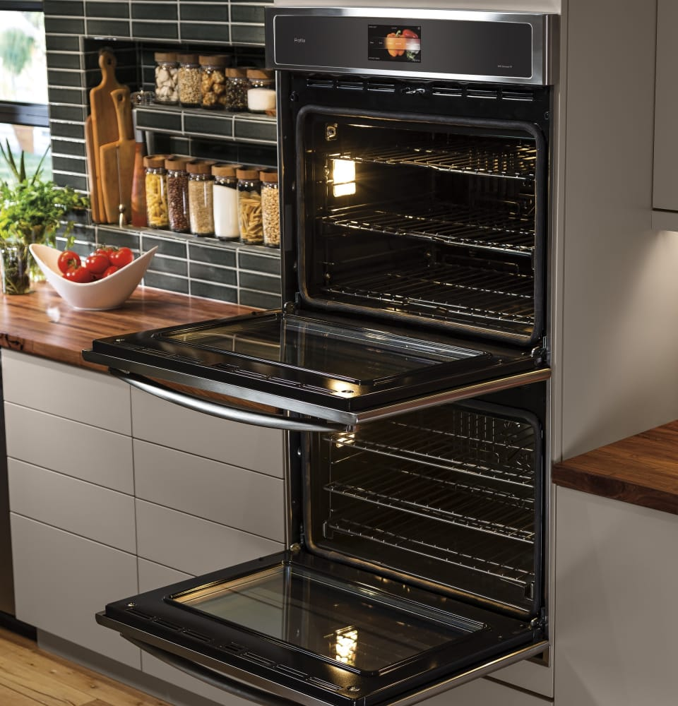 how to connect electric oven
