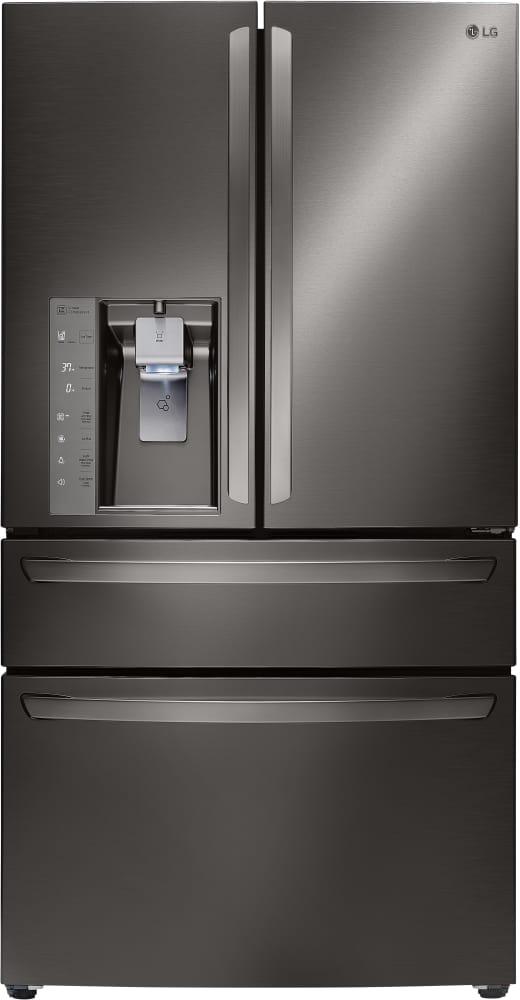 Lg Lmxc23746d 36 Inch Counter Depth 4 Door French Door