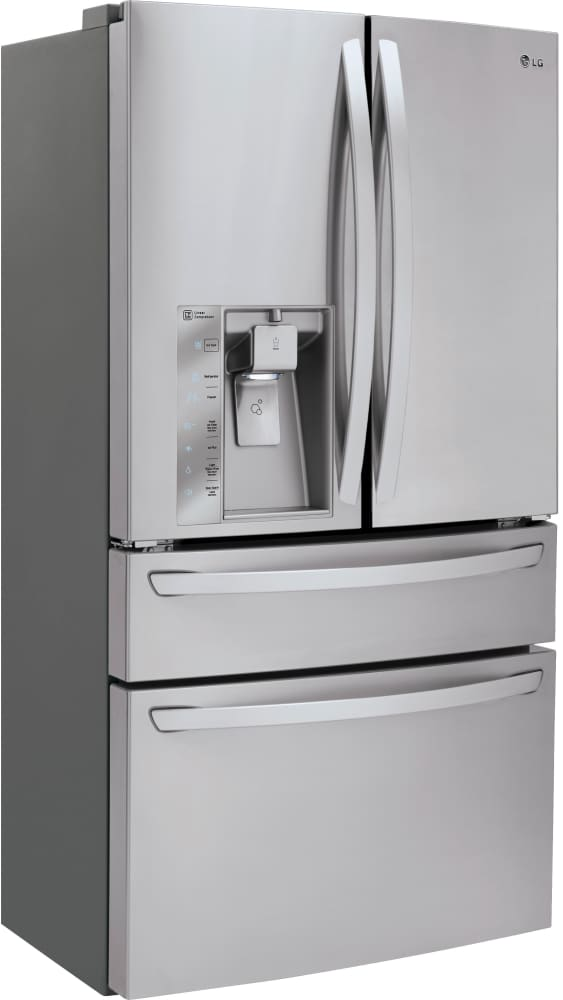 ... LG LMXC23746S   Counter Depth French Door Refrigerator From LG ...