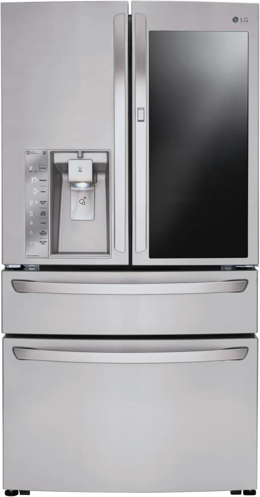 Lg Lmxc23796s 36 Inch Counter Depth 4 Door French Door