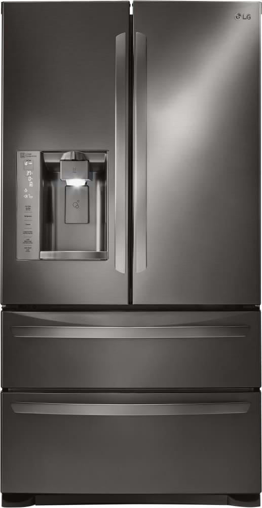 Lg Lmxs27626 36 Inch 4 Door French Door Refrigerator With