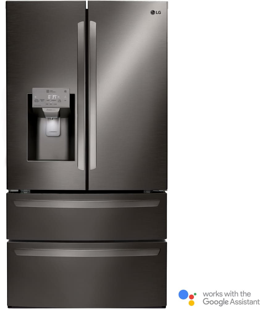 Lg Lmxs28626s 36 Inch 4 Door French Refrigerator With Electrical Wiring Diagram Pdf Power Award Winner Alternative Photo Google Assistant