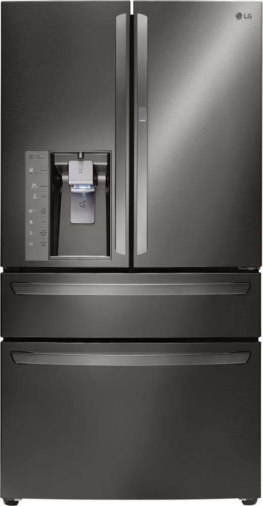 Lg Lmxs30776d 36 Inch 4 Door French Door Refrigerator With