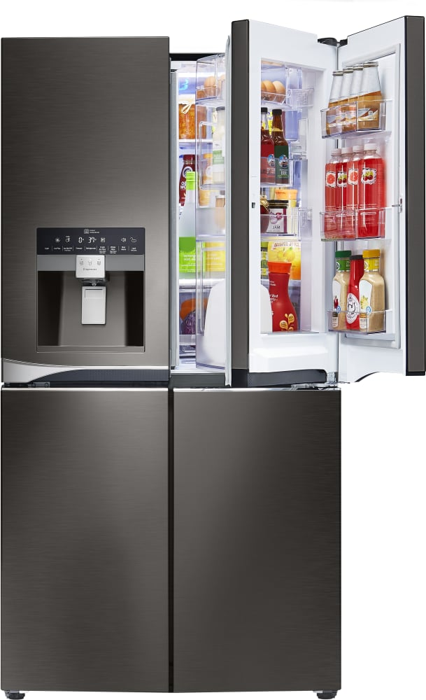 LG LPXS30866D 36 Inch 4-Door French Door Refrigerator with Door-in ...