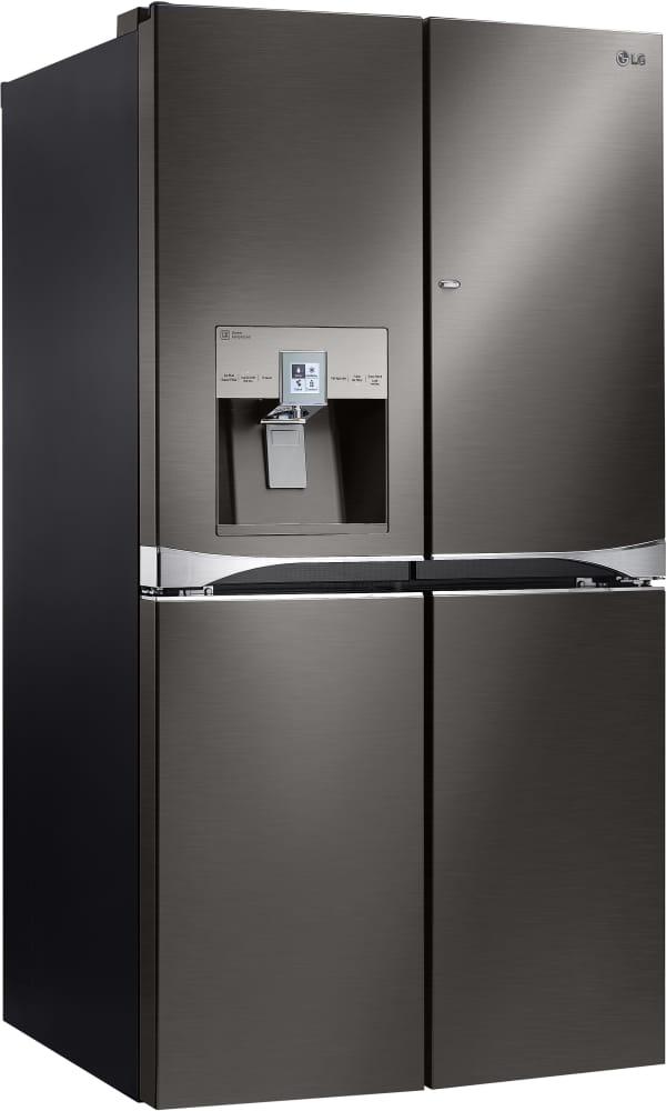 Lg Lpxs30886d 36 Inch 4 Door French Door Refrigerator With