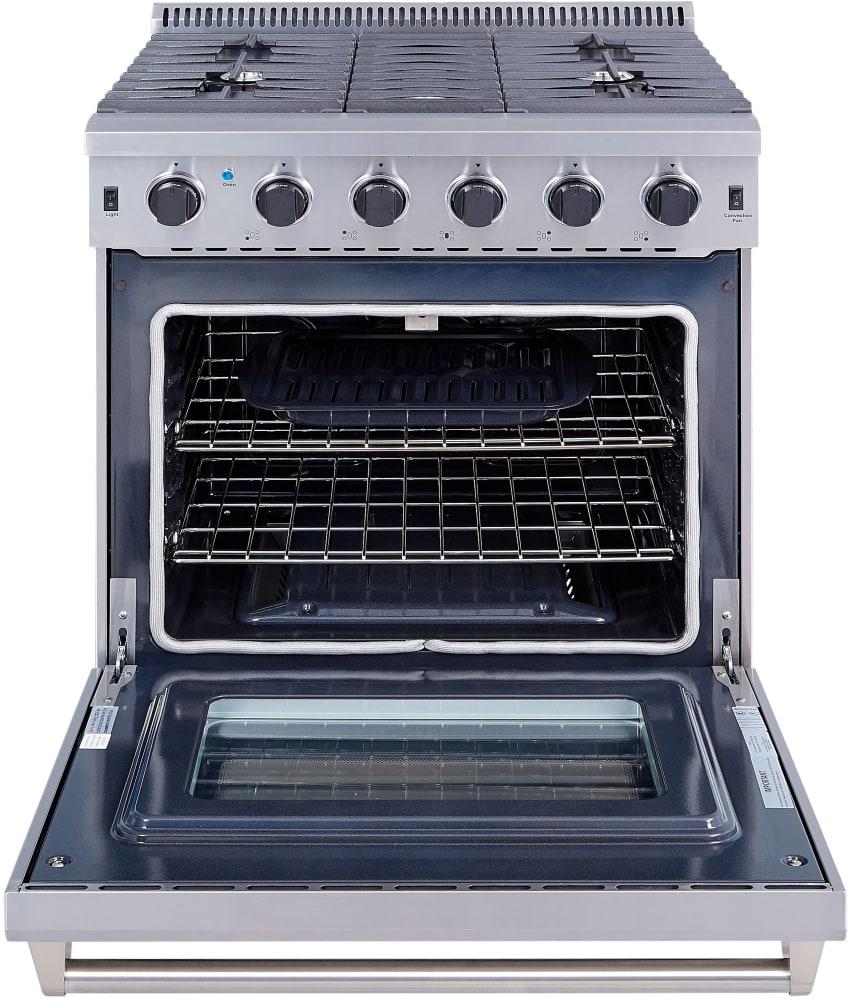 Thor Kitchen Lrg3001u 30 Inch Freestanding Range With
