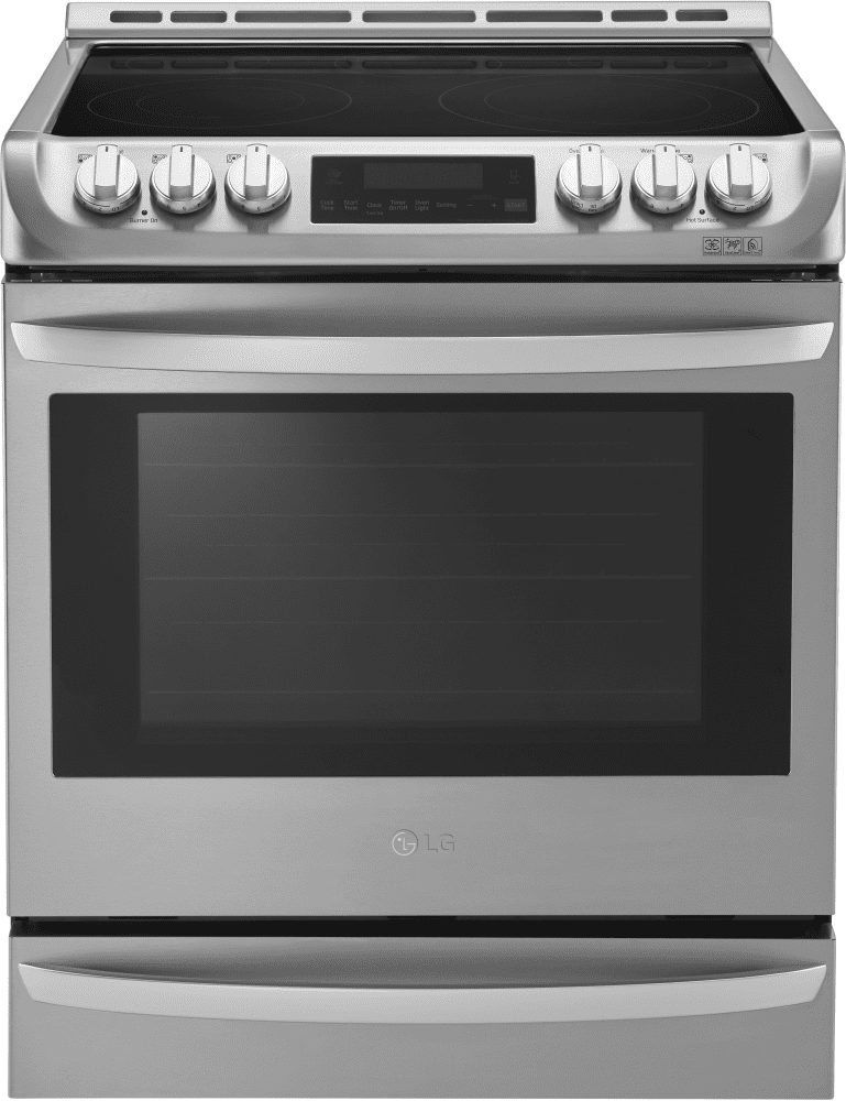 Electric Stoves Ranges ~ Lg lse st inch slide in electric range with probake