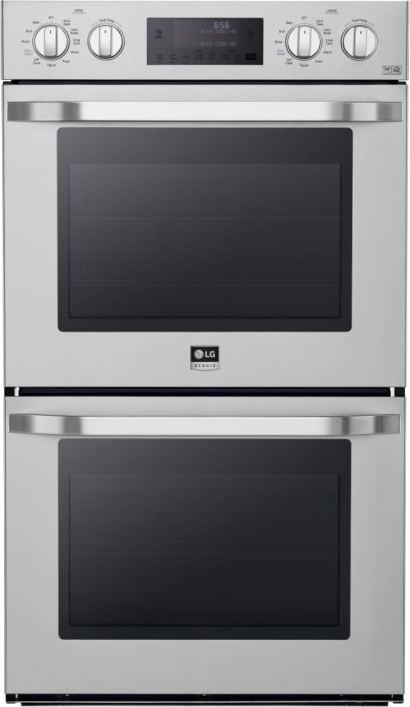 Lg Lswd306st 30 Inch Double Electric Wall Oven With