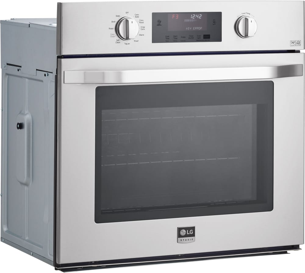 Lg Lsws306st 30 Inch Single Electric Wall Oven With