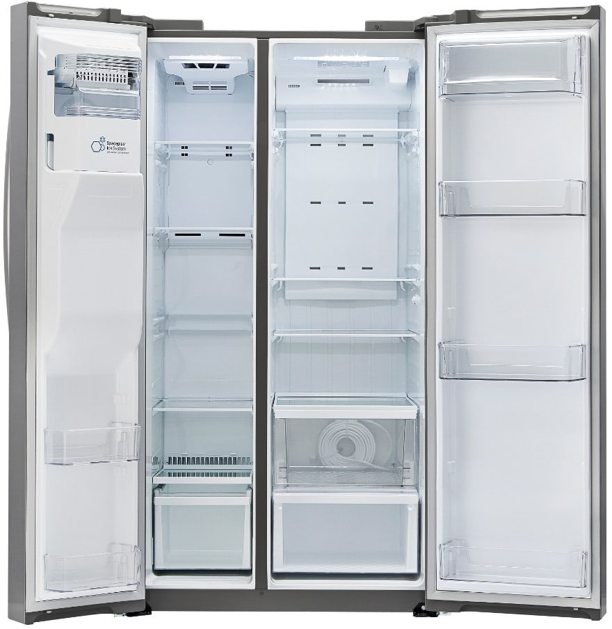 Lg Lsxs26336s 36 Inch Side By Side Refrigerator With
