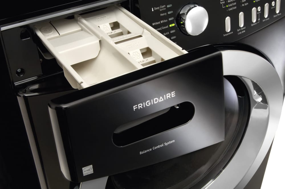 Frigidaire Fafw3577kw 27 Inch Front Load Washer With 3 5