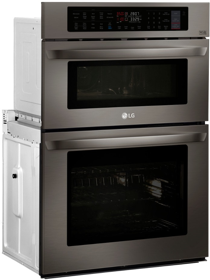 Lg Lwc3063bd 30 Inch Smart Combination Wall Oven With