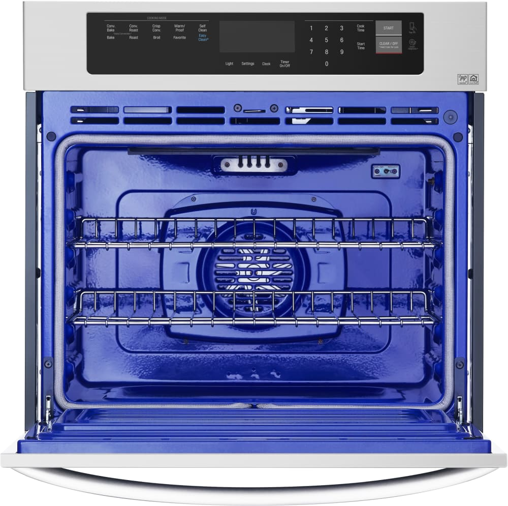 Lg Lws3063st 30 Inch Single Electric Wall Oven With