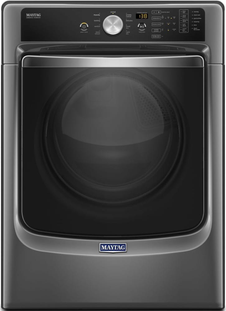 Maytag Med5500fc 27 Inch 7 4 Cu Ft Electric Dryer With