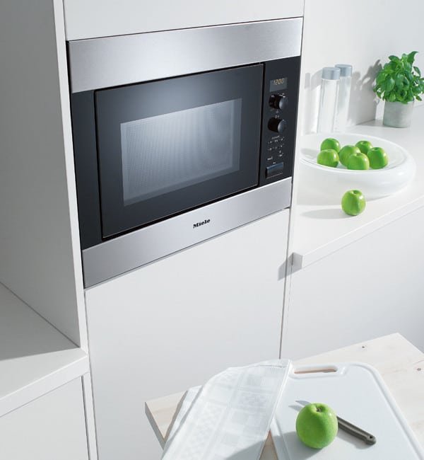 Miele Chef Series M8260 M 8260 1 Microwave Oven