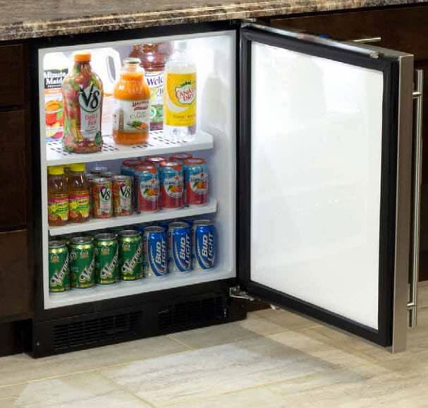Marvel Ma24ras1rs 24 Inch Built In Undercounter