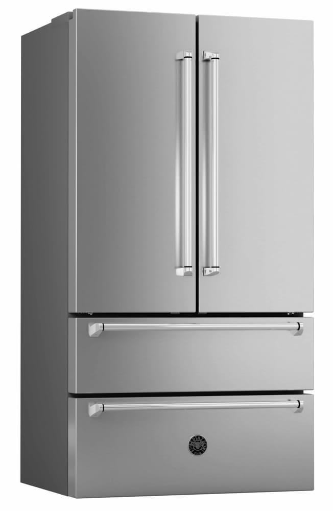 Bertazzoni Ref36x 36 Inch 4 Door French Door Refrigerator