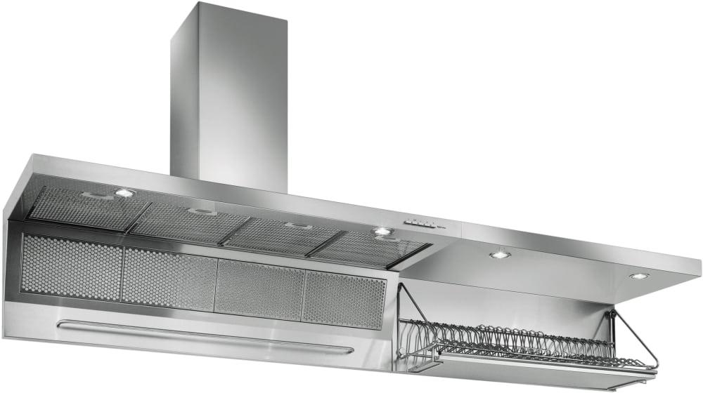 Restaurant Kitchen Hoods Stainless Steel Kitchen