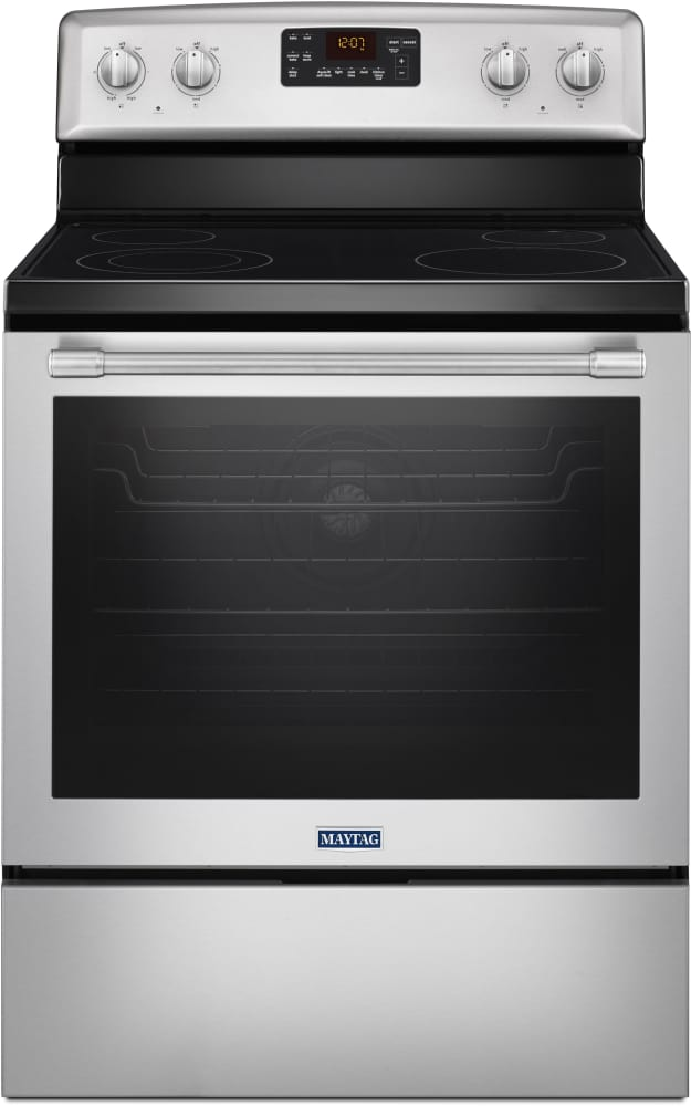 Great Maytag Heritage Series MER8650FZ   30 Inch Electric Range From Maytag ...