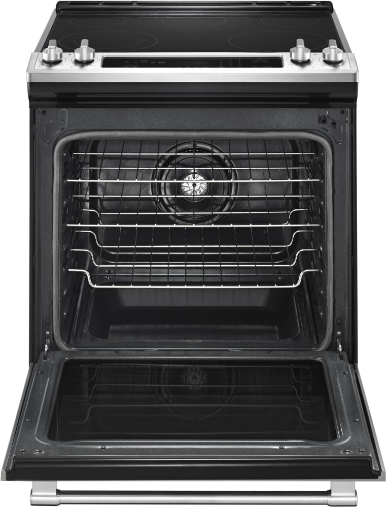 Maytag Mes8800fz 30 Inch Slide In Electric Range With 6 4