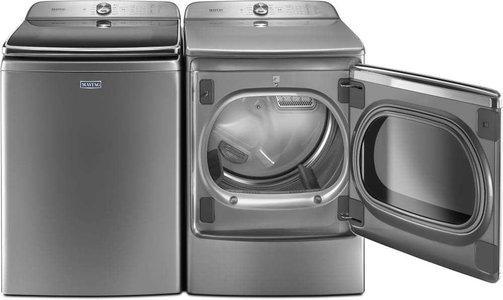 maytag mgdb955fc shown with matching washer