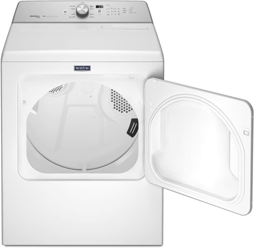 Maytag Mgdb766fw 29 Inch 7 Cu Ft Front Load Gas Dryer