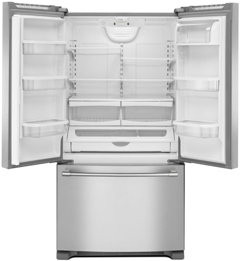 Maytag Mff2258fez 33 Inch French Door Refrigerator With Adjustable
