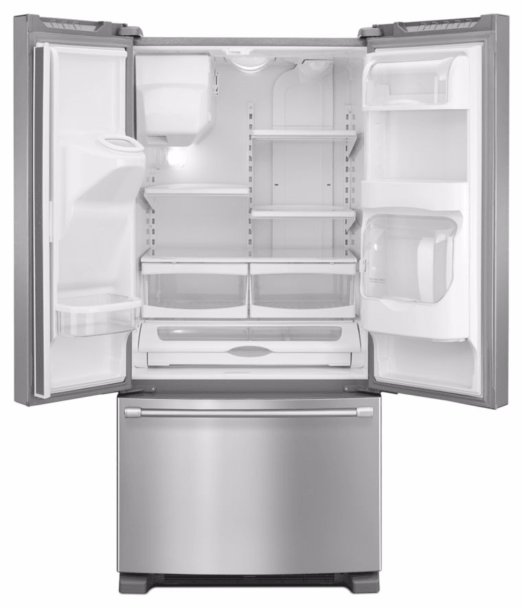 Maytag Mfi2269drm 33 Inch French Door Refrigerator With 21