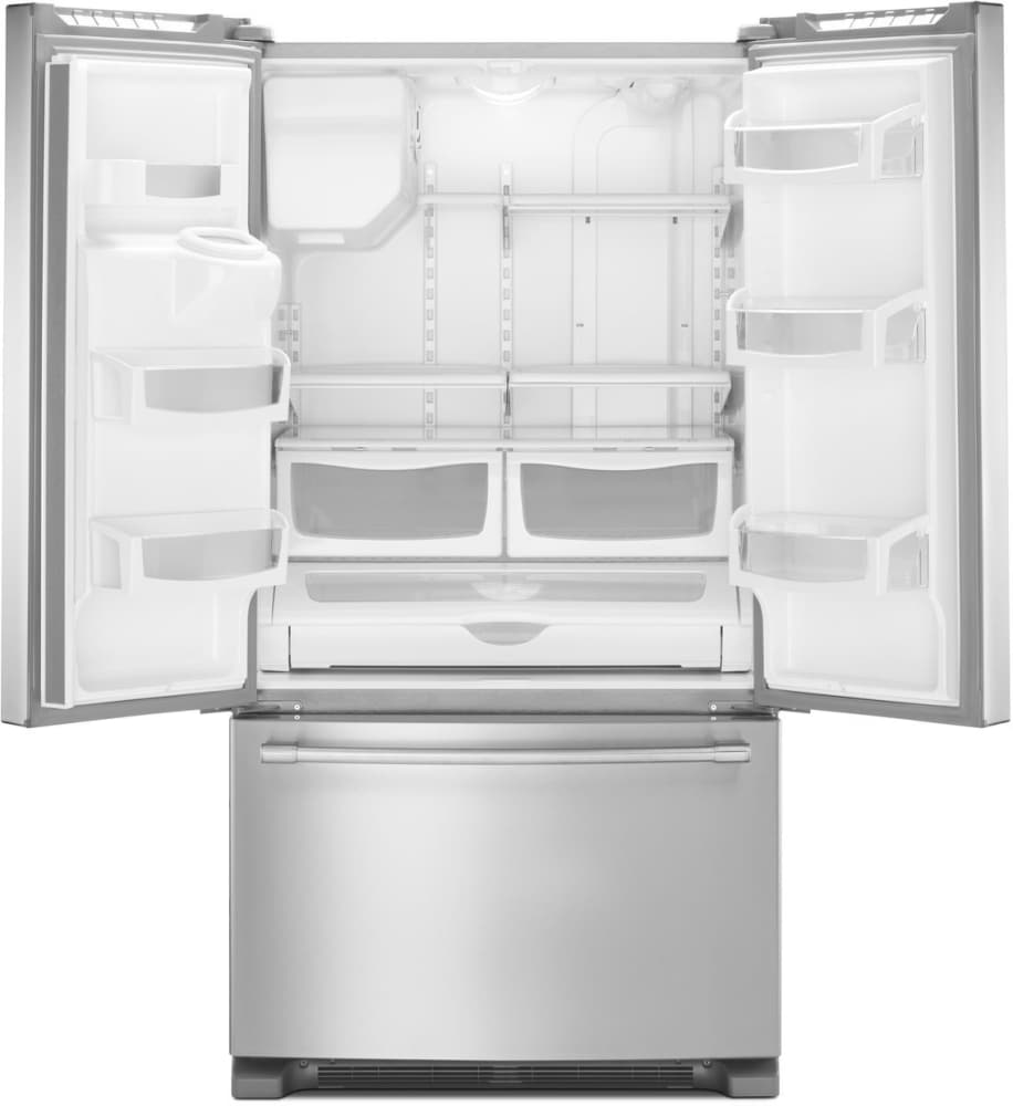Maytag MFI2570FEZ 36 Inch French Door Refrigerator with ...