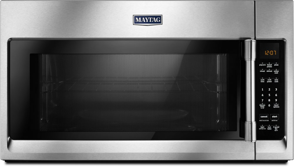 Maytag Mmv4206fz 30 Inch Over The Range Microwave Oven