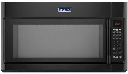 Maytag Mmv5219fb 2 1 Cu Ft Over The Range Microwave With