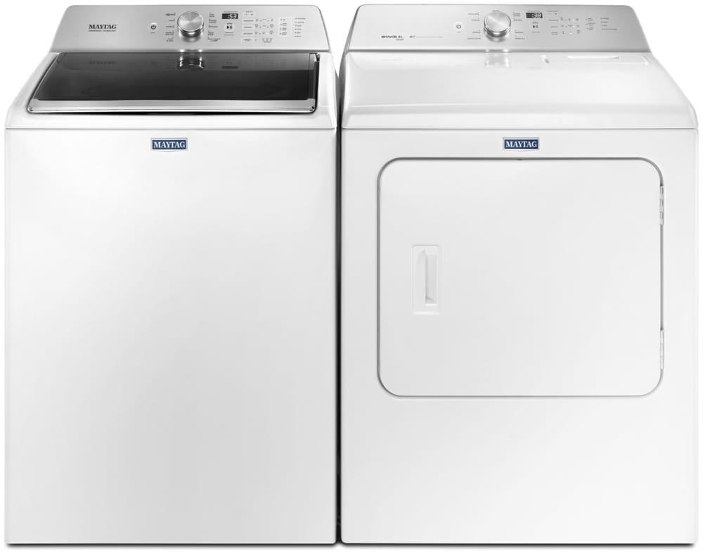 Maytag Mvwb765fw 28 Inch Top Load Washer With Powerwash