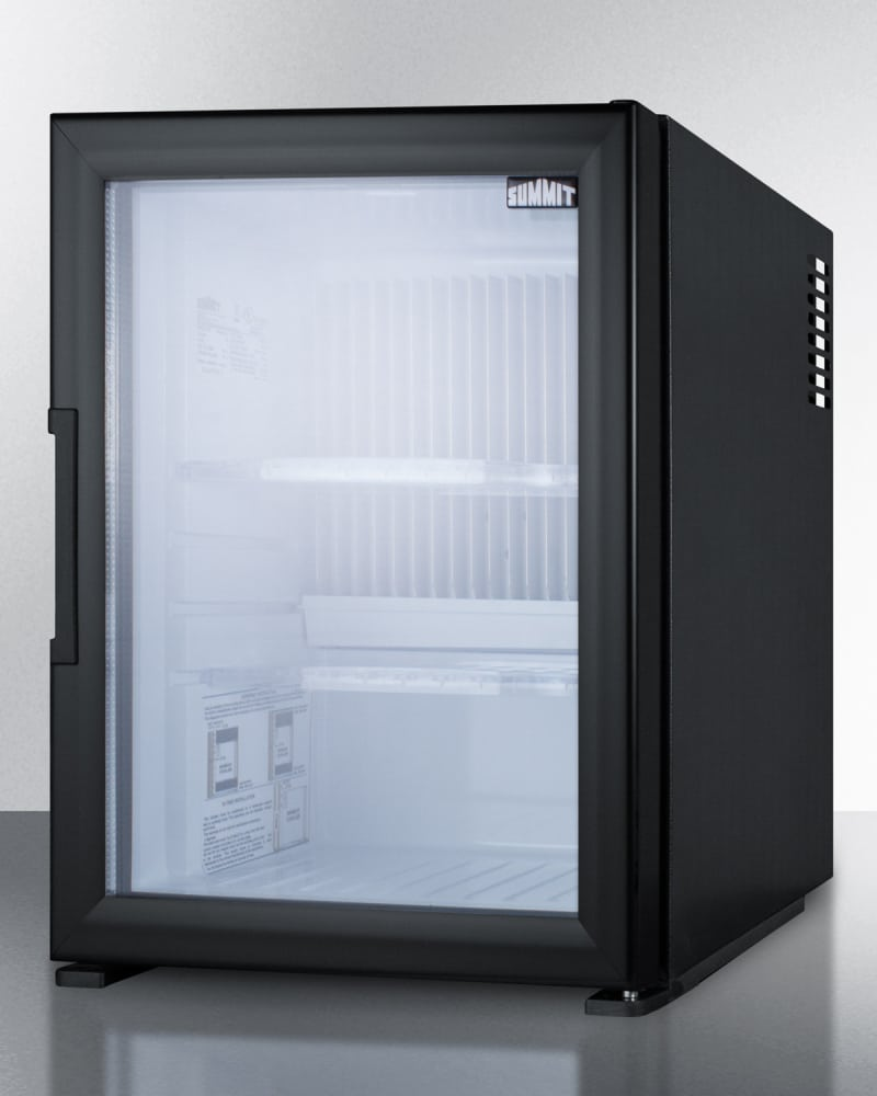 Summit Mbh32gl 17 Inch Glass Door Minibar Refrigerator For