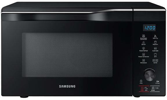 Samsung Mc11k7035cg Front View