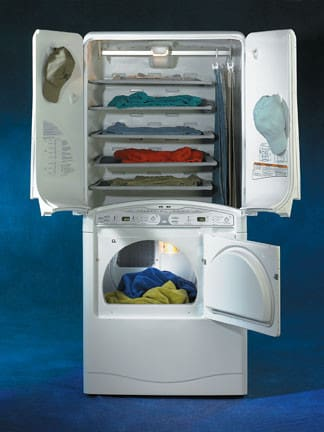 Maytag MCG8000AWQ 34 Inch Gas Drying Center with 7.0 Dryer ...