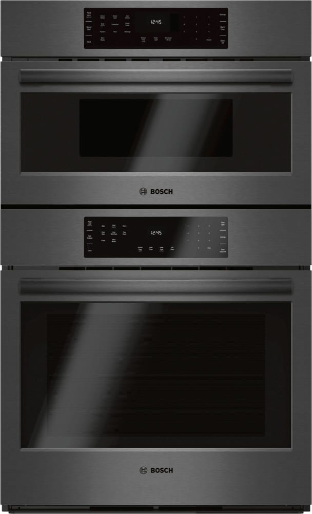 Bosch Hbl8742uc 30 Inch Speed Combination Wall Oven With 4