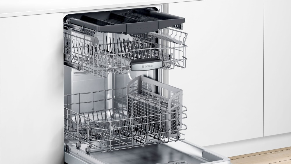 Bosch Shpm65z55n Fully Integrated Dishwasher With Autoair