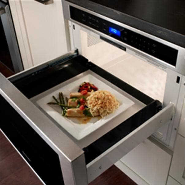 Thermador Md24js 24 Inch Built In Microwave Drawer With